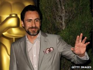 Actor Demian Bichir