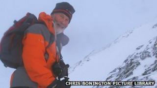 Chris Bonington