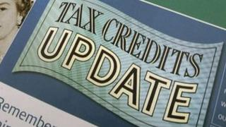 Tax credit leaflet