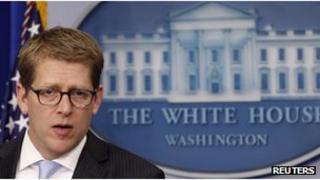 White House spokesman Jay Carney, 22 Feb 2012