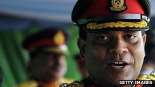 Maj Gen Shavendra Silva