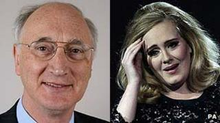 Sire George Young and Adele