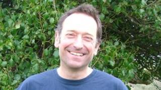 Rock Oyster Festival organiser Charlie Anderson