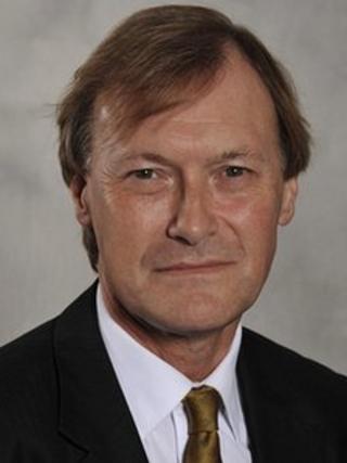 David Amess MP