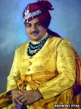 Maharaja Hanwant Singh
