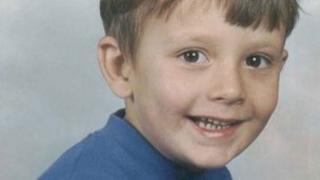 Alex at primary school