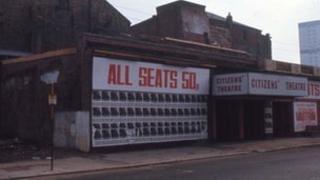 Citizens Theatre in 1970s