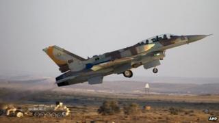 Israeli Air Force F-16