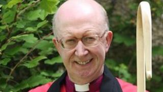 The Bishop of Oxford, the Rt Rev John Pritchard