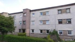 West Pilton Grove in Edinburgh Pic: Google