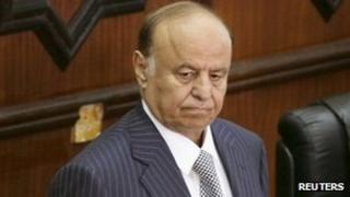 Abdrabbuh Mansour Hadi (25/02/12)
