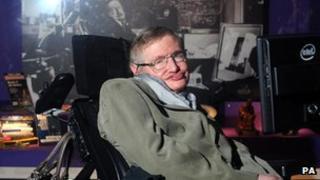 Professor Stephen Hawking
