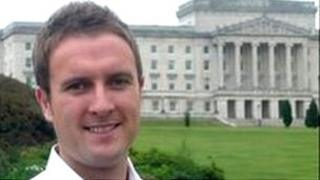 Alliance MLA Chris Lyttle