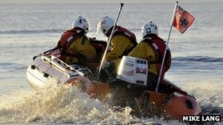 Class D lifeboat
