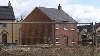 The figures reveal there are up to 5,000 unfinished homes in Northern Ireland