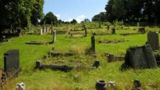 Radnor Street Cemetery
