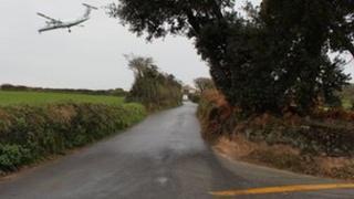 Guernsey's La Mare Road