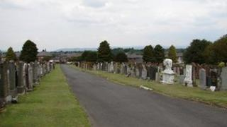St Michael's Cemetery - Image by Chris Newman