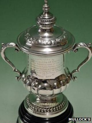 1931 West Bromwich Albion FA Cup winners cup