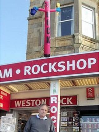 Rockshop, Weston-super-Mare
