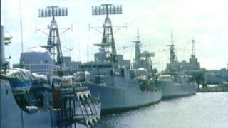 Chatham Navy Base