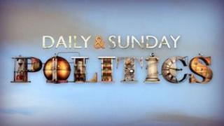 Daily Politics and Sunday Politics logo