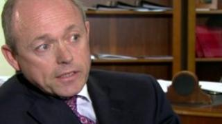 Barra McGrory said supergrass trials will continue