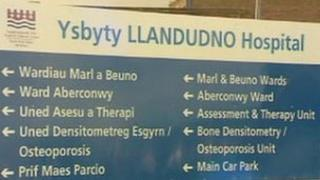 Llandudno Hospital