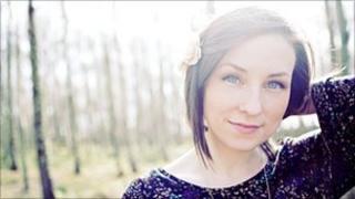 Singer Julie Fowlis