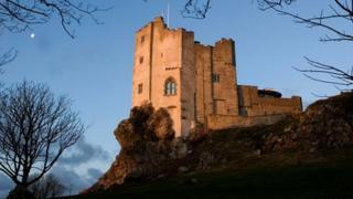 Roch Castle