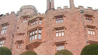 Castell Powis