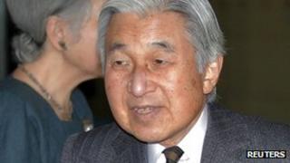 Japan's Emperor Akihito (4 March 2012)