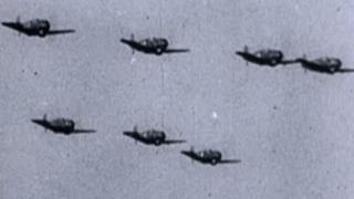 German planes bombed newtownards in 1941