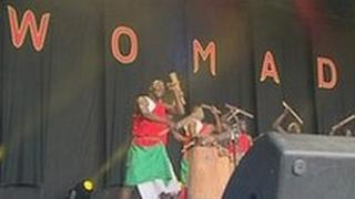 Womad 2010