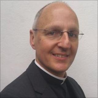 The Very Rev David Ison