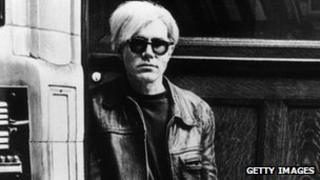 Andy Warhol, pictured in 1967