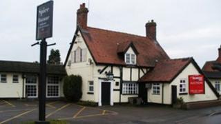 Hollybush Inn, Staffordshire