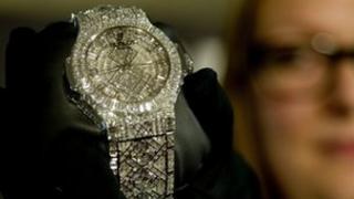 Hublot's $5m watch