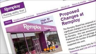Remploy website