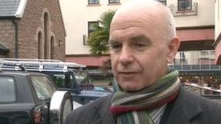Housing Minister, Deputy Andrew Green