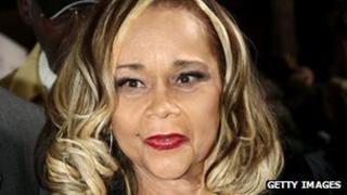 Etta James, Lionel Ritchie