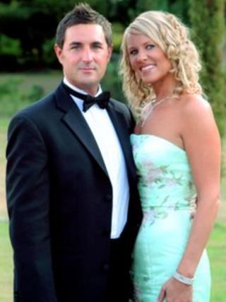 Paul Adams and Kathryn Dunn