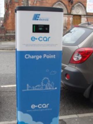 ecar station