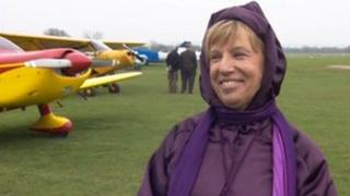 Dr Barbara Ganson at Headcorn
