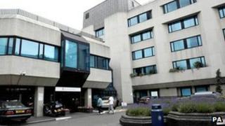 Cromwell Hospital in London