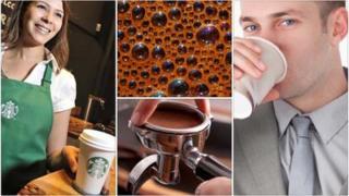 Starbucks montage
