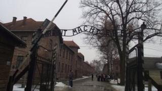Gwersyll Auschwitz-Birkenau
