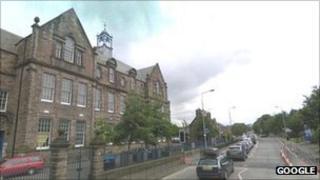 Flora Stevenson school in Comely Bank, Edinburgh Pic: Google