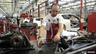 Fiat factory worker