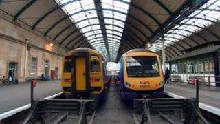 Hull Paragon train station